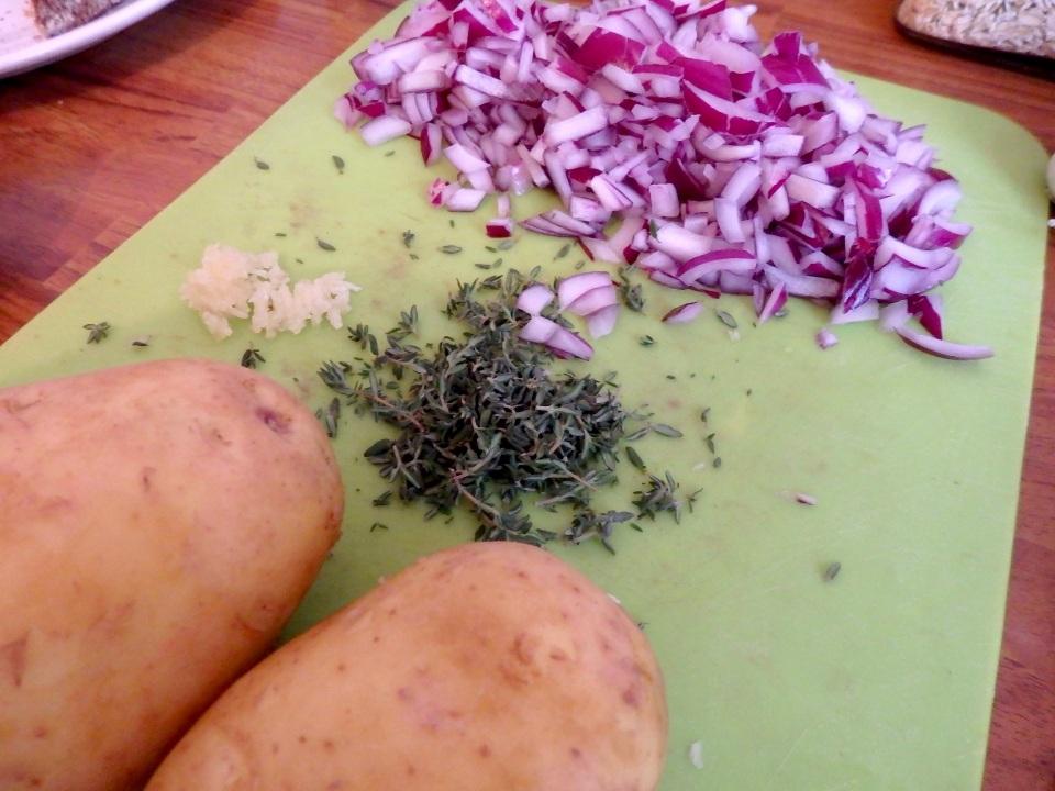 Potatoes dauphinoise recipe