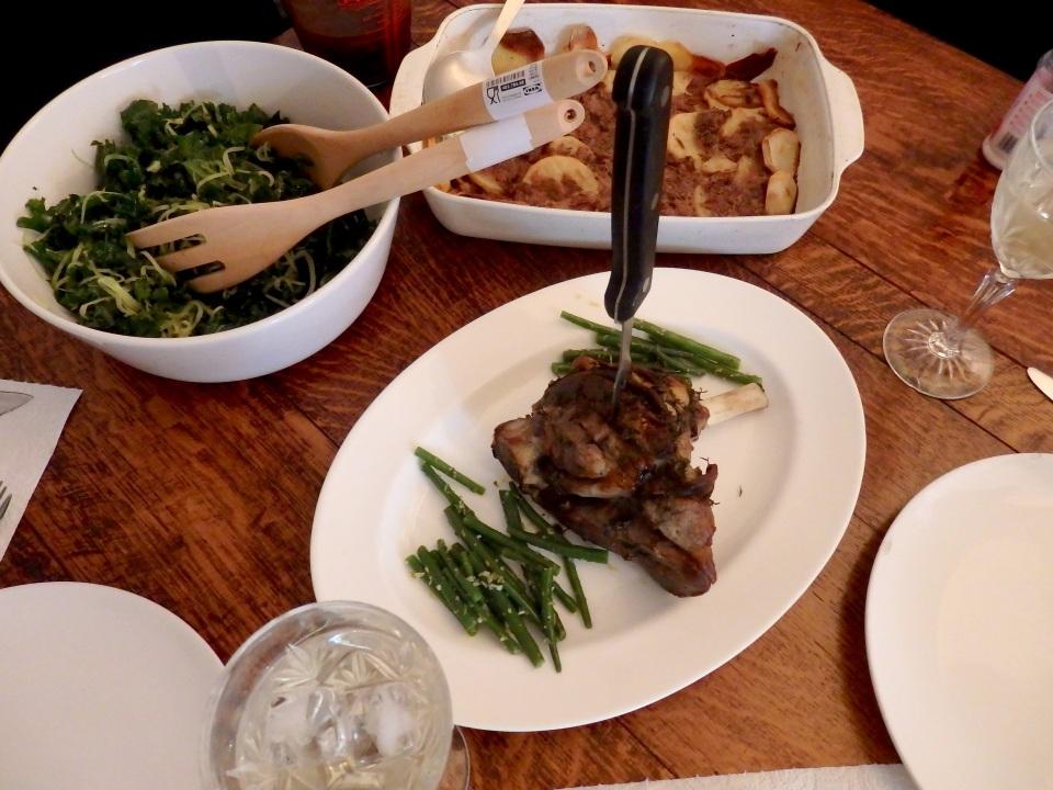 Easy lamb Sunday roast recipe