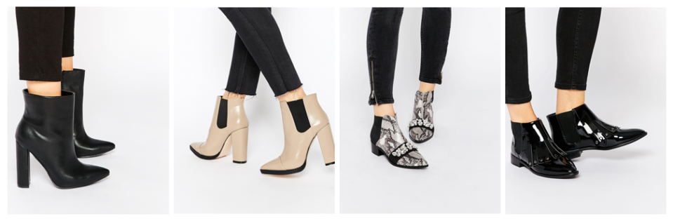 ASOS AW15 boots round up